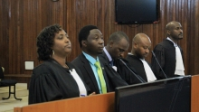 Before the Supreme Court Judges