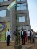 DGPR Raises Party Flag