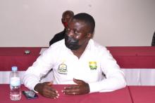 Nduwayezu Peter, Commiseur