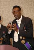 Exiled Rwandan King Kigeli V Ndahindurwa