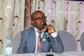 Senator Alexis Mugisha