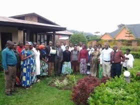 DGPR Training in Musanze District