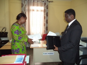 Petition Presented to the Rwandan Parlianment