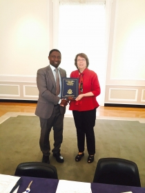 IVLP Certificate of Participation