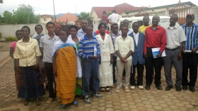 DGPR Members in Rusizi Distict
