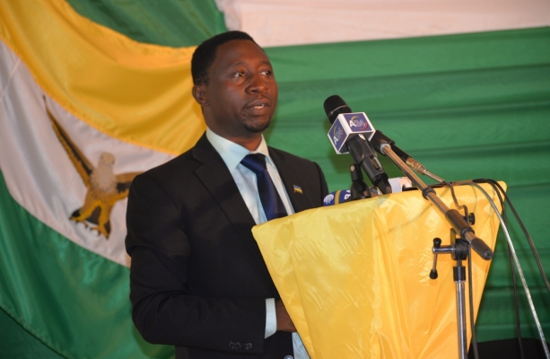 Dr.Frank Habineza, Presidential Candidate