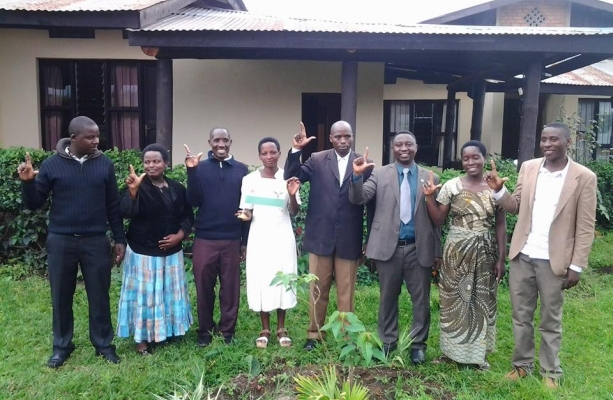 DGPR Executive Committee in Musanze District