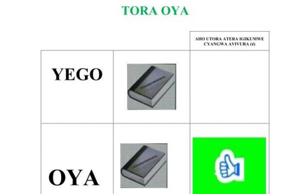 DGPR TORA OYA