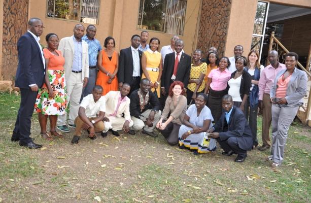 East African Greens Strategic Planning Workshop
