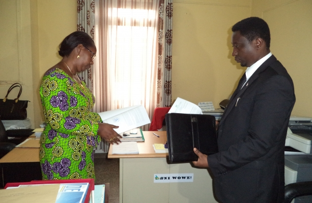 Petition Presented to the Rwandan Parlianment