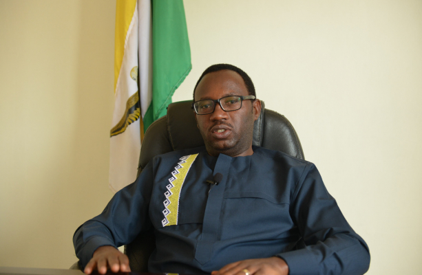 Hon.Ntezimana Jean Claude, Secretary General-DGPR
