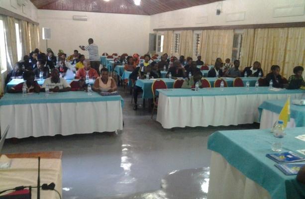 DGPR Political Bureau training